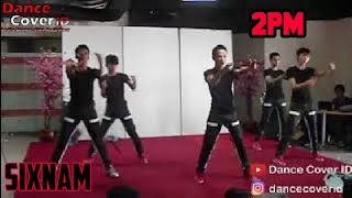 Sixnam Dance Cover 2PM at Kpop Indo Carnaval Blok M Plaza 060512