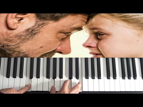 How to play Fathers and Daughters on piano - Michael Bolton - Piano Tutorial