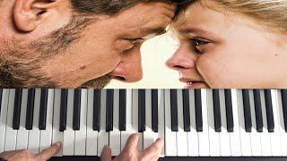 How to play Fathers and Daughters on piano - Michael Bolton - Piano Tutorial Video