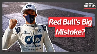 Is Pierre Gasly Red Bull's Missed Opportunity?