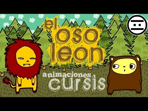 #CURSI - Oso Leon