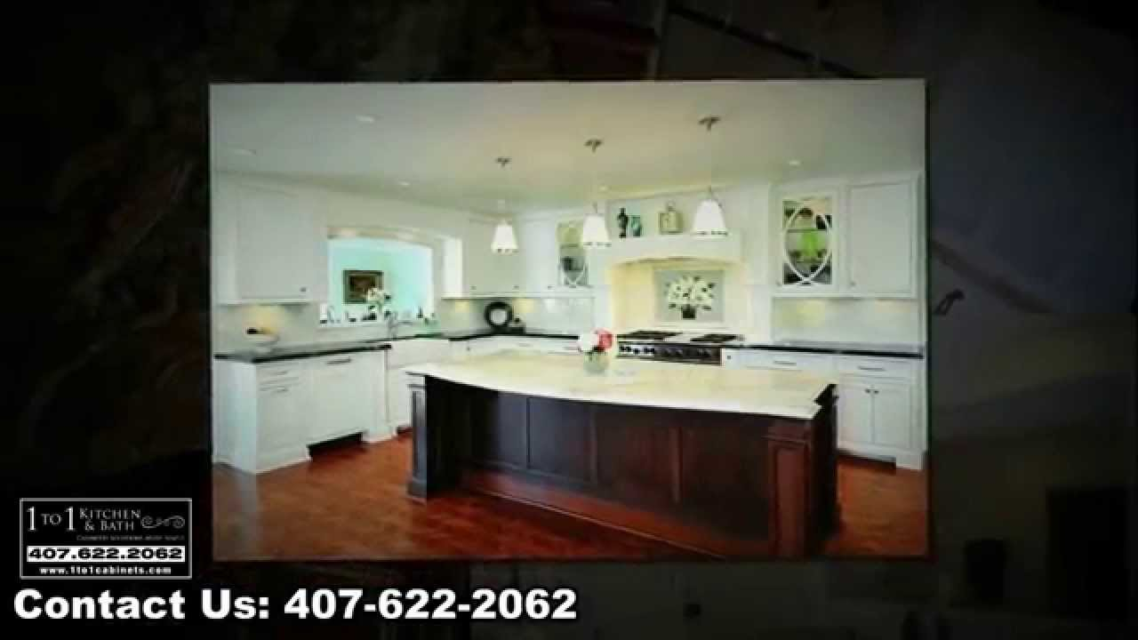 1To1 Cabinets Kitchen Cabinets Bathroom Cabinets And Countertop Winter Park  Orlando FL