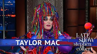 Taylor Mac Is Today's Yankee Doodle Dandy