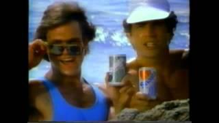 I Wanna Shasta 1983 Vintage Commercial