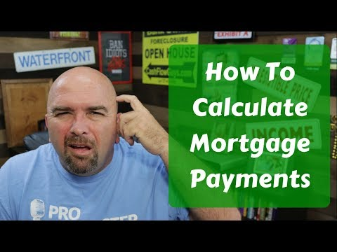 How To Calculate a Real Estate Investor Mortgage Payment with a HP 10bii Financial Calculator