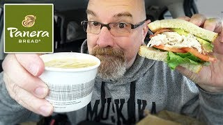 Panera Bread • Roasted Turkey & Avocado BLT plus Broccoli & Cheddar Soup