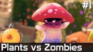Plants vs Zombies Battle for Neighborville [#1] Ninja GRZYBEK