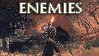 Enemies - Dark Souls 3 Trolling(w/Hatemail)