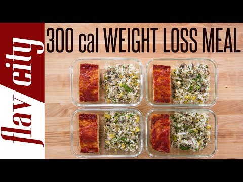 Tasty Meal Prep Recipes To Lose Weight -  Low Calorie Recipes
