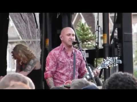 "Big Wreck ""Thunderstruck"" (AC/DC cover) Live June 4 2016"