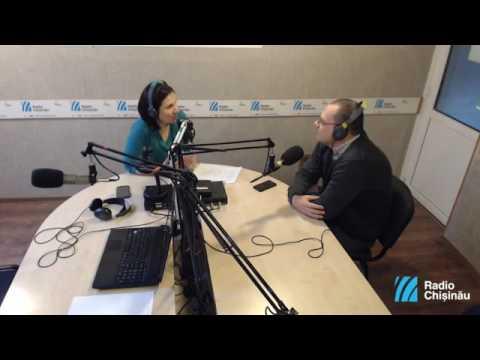 Ovidiu Ivancu, interviu la Radio Chisinau