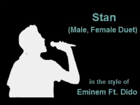 Eminem & Dido - Stan (Karaoke)