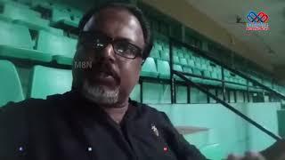 ISL കമന്റേറ്റര് ഷൈജു ദാമോദരന് മലയാളം ബ്രേക്കിംഗ് ന്യൂസില്