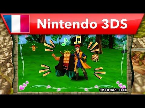 Dragon Quest VIII : L'Odyssée du roi maudit  Bandeannonce des fonctionnalités Nintendo 3DS
