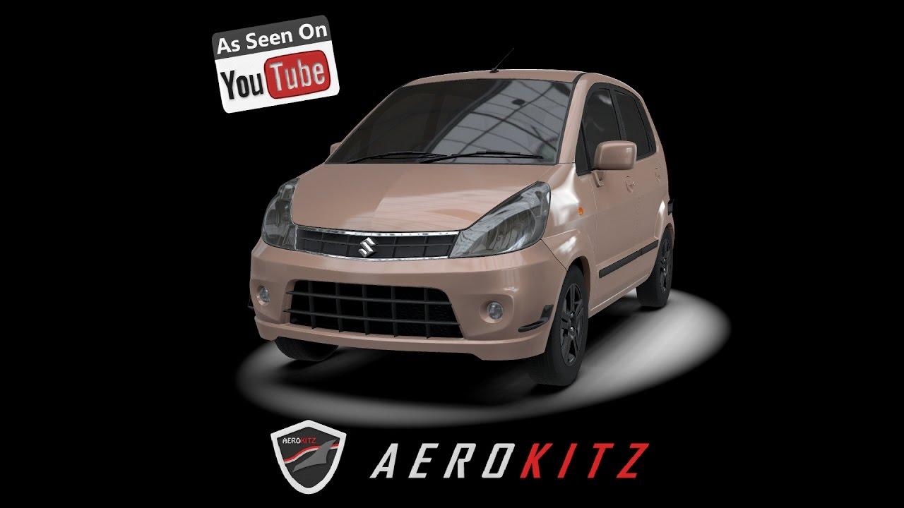 Aerokitz, Aksesoris Modifikasi Suzuki Estilo (Urban Style