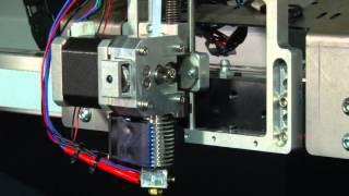 Большой 3D принетер - Промышленный FDM X1000 German RapRap(, 2016-01-14T09:02:41.000Z)