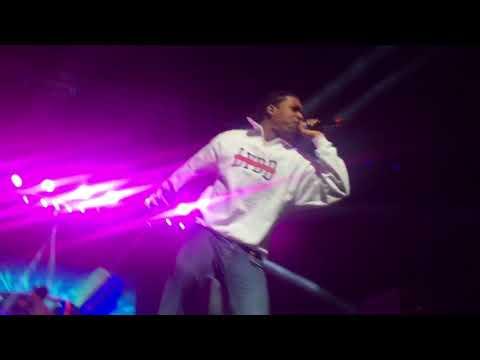 A$AP Mob - Feels So Good & Yamborghini High Live Portland, OR 10-27-17