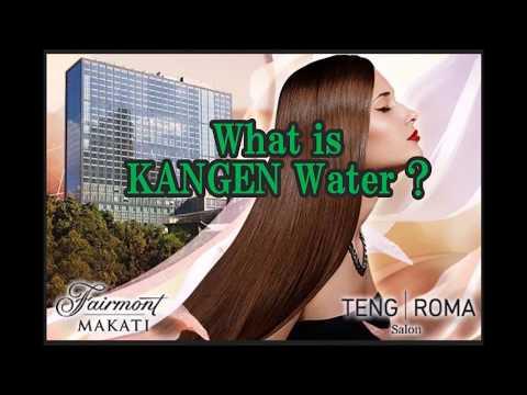 TENG|ROMA Fairmont's Kangen Water