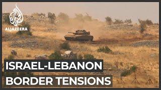 Lebanon's Hezbollah accuses Israel of fabricating border clash