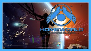 HOMEWORLD 1 REMASTERED   Prologue and Tutorial   Homeworld Complete Campaign