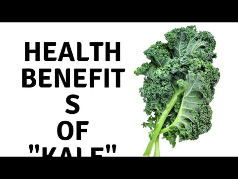 10 Health Benefits And Nutrition Facts of Kale