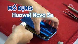 Mổ bụng Huawei Nova 3e: Phần cứng tuyệt vời nhưng khó tháo (Teardown Nova 3e)