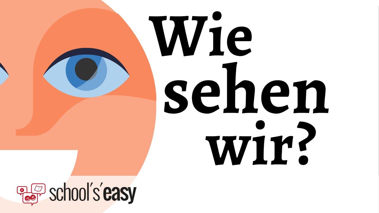 Das Auge - So sehen wir! - YouTube
