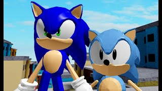 Sonic Generations (Sonic Roblox Fangame)