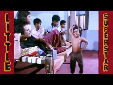 LITTLE SUPERSTAR feat MC Miker G & DJ Sven Holiday Rap | from the 1990 Tamil Movie Adhisaya Piravi