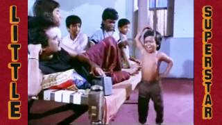 LITTLE SUPERSTAR feat MC Miker G & DJ Sven Holiday Rap | from the 1990 Tamil Movie Adhisaya Piravi