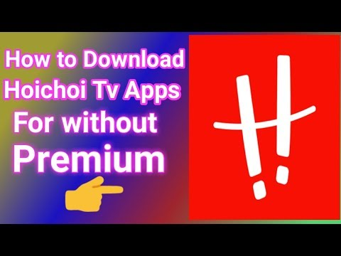 ##How To Download Hoichoi Tv Application