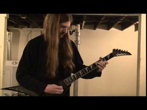 Back on Earth, whole w/ solo (Ozzy Osbourne guitar cover)