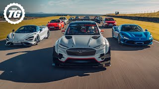 Which car will win Top Gear Speed Week 2020? (4K) | The Contenders | Top Gear