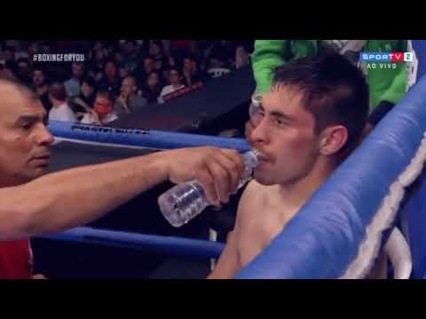 Boxing For You 4 - Paulo Soares x Jose Velasquez