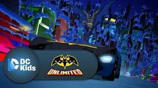 Stone Cold Menace | Batman Unlimited | DC Kids