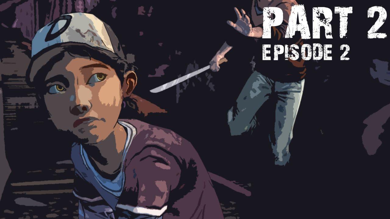 Download Intruder - The Walking Dead Season 2 - Episode 2 (2)