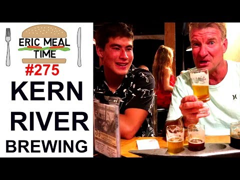 Kern River Brewing Co - Eric Meal Time #275