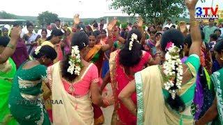 Banjara Girls N Ladies Nice Group Dance in Teej Festival  // Must Watch // 3TV BANJARAA