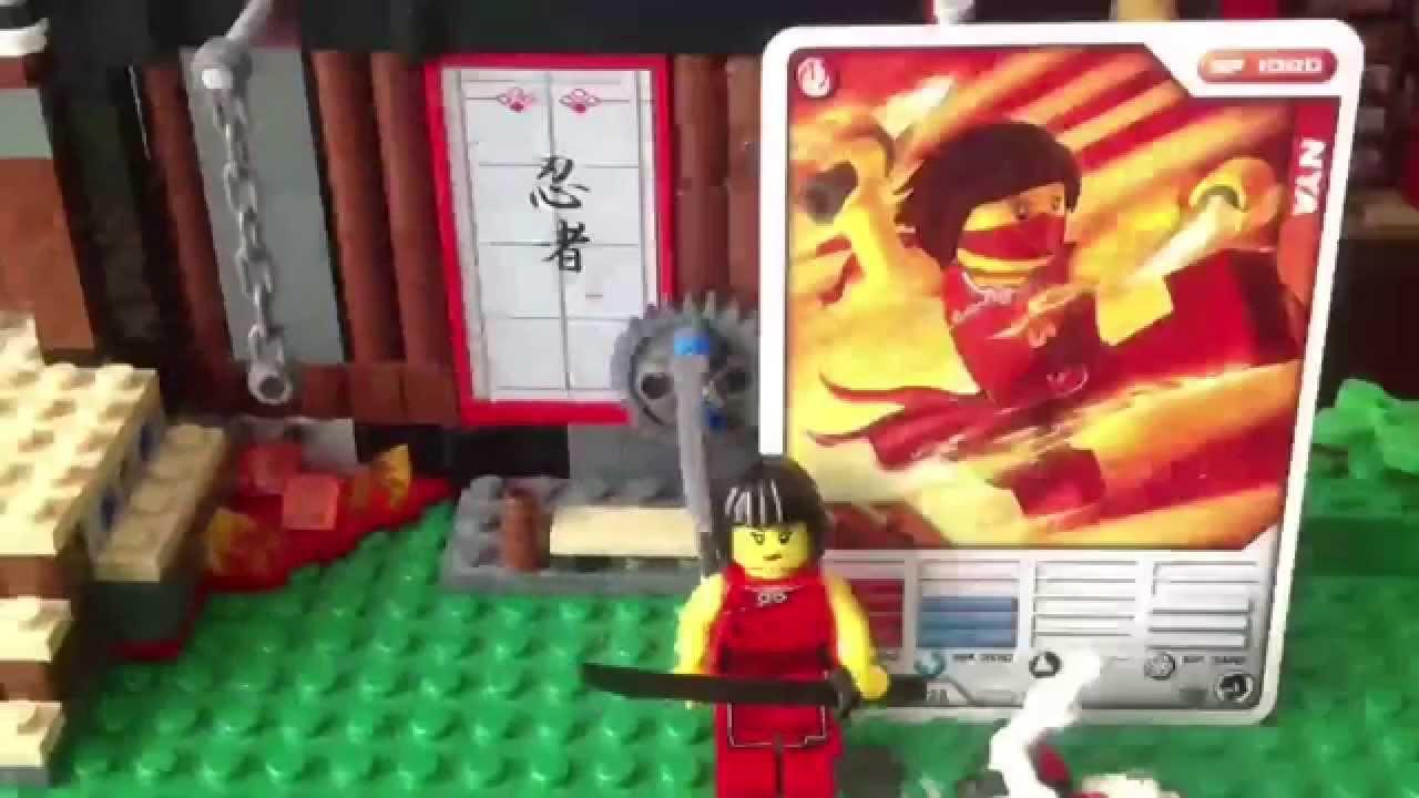 ninjago saison 1 pisode 10