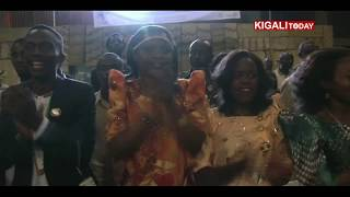 JAMAFEST; RWANDA & UGANDA TRADITIONAL DANCES