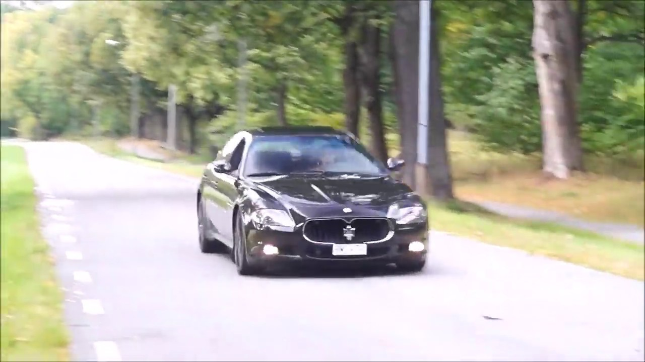 Maserati Quattroporte GTS GranLusso 2019 - YouTube