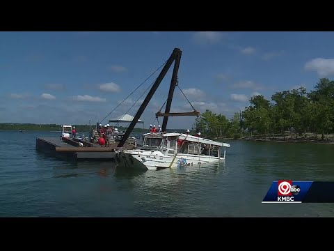 Coast Guard highlights nationwide problems in regular inspections of duck boats