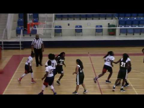Glennville Middle School Girls 33, Toombs County 31
