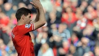 Steven Gerrard tells Jamie Carragher he is