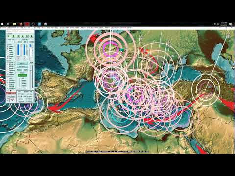 5/14/2018 -- San Francisco Earthquake -- Midwest 2nd M4.1 event -- pressure spreading quickly