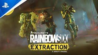 Rainbow Six Quarantine   Bande-annonce de révélation   PS4