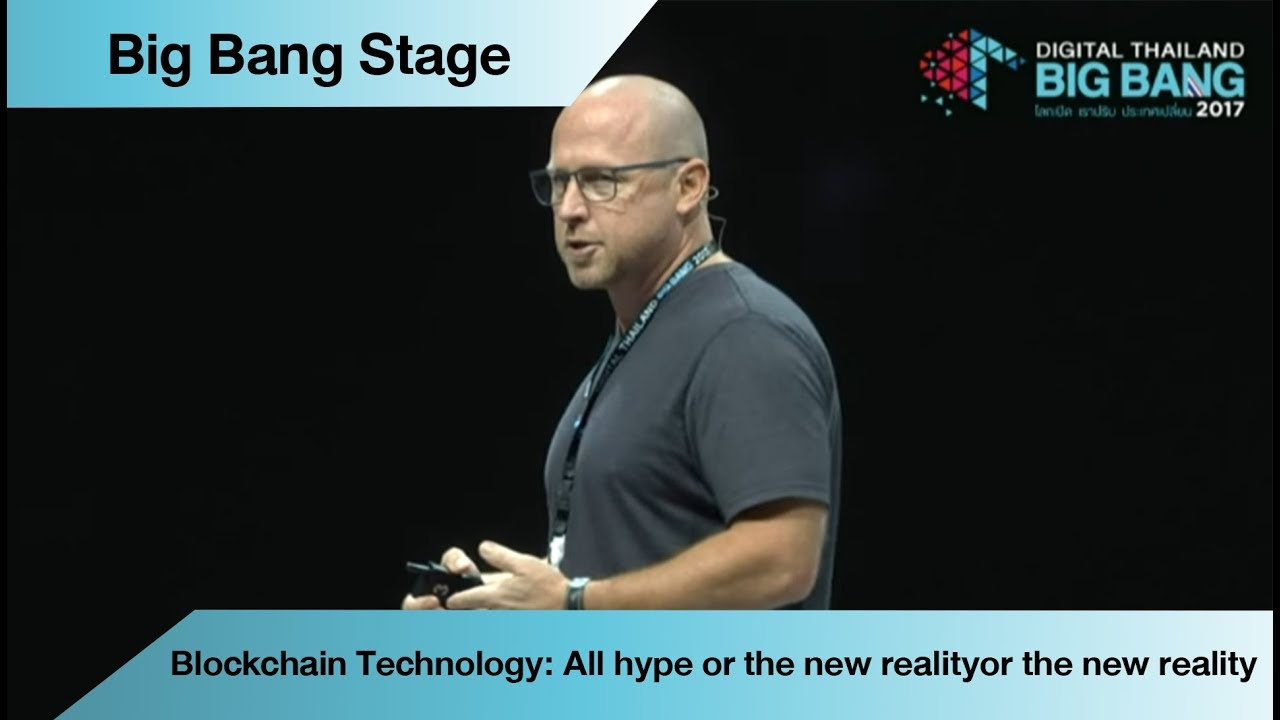 Blockchain Technology: All hype or the new reality - YouTube