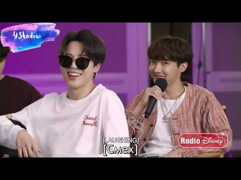 [РУС САБ | RUS SUB] Интервью с BTS на Radio Disney!