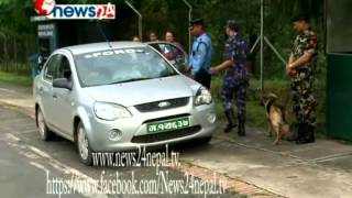SECURITY FOR INDIAN PM MODI VISIT IN NEPAL -HATKADI