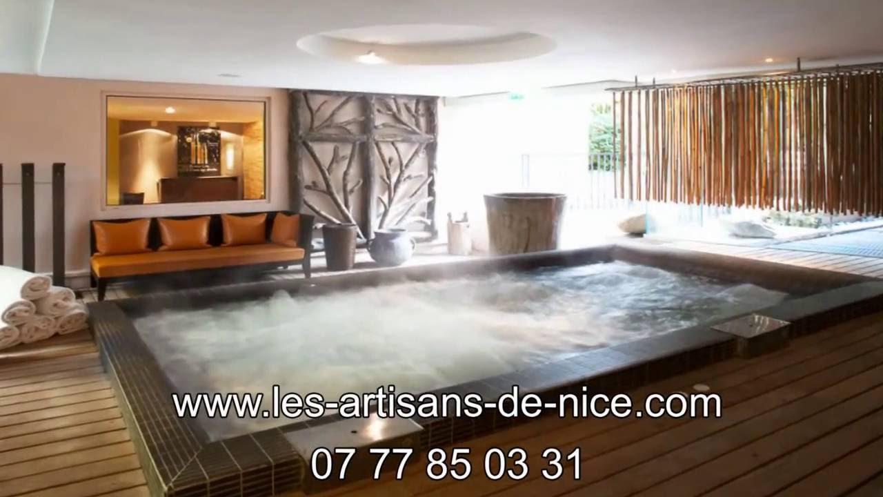 Salle De Bainsdouche à Nice MARC LACOMBE Wwwlesartisansde - Renovation salle de bain nice